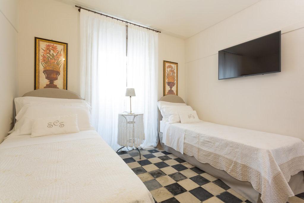 San Carlo Suites Noto - Deluxe Room Mascheroni - Single Bed