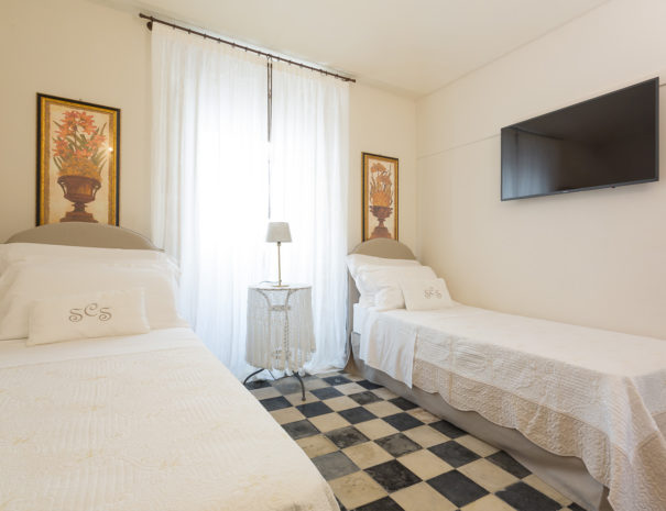 San Carlo Suites Noto - Deluxe Room Mascheroni - Single Bed