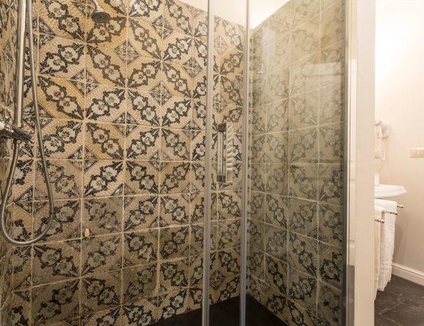 San Carlo Suites Noto - Deluxe Room Campanile - Bagno Dettaglio
