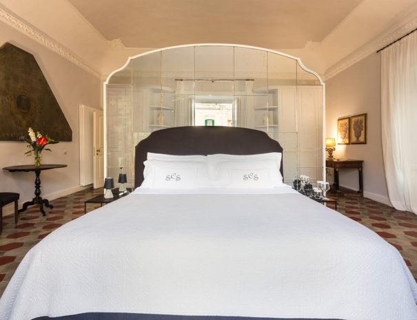 San Carlo Suites Noto - Suite San Carlo - Letto KingSize
